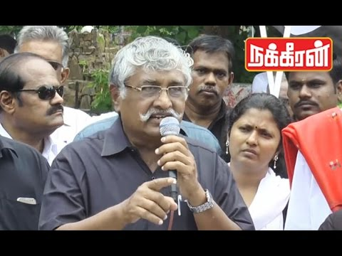 Subavee-blast-against-Political-Parties-If-you-really-a-Tamilan--Come-out-and-Fight