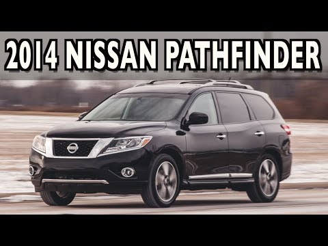 2014 Nissan pathfinder фото