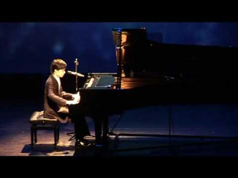 這是李軒的作品 - 「藝無疆:新晉展能藝術家大匯演2009」李軒 〈我不會唱歌〉