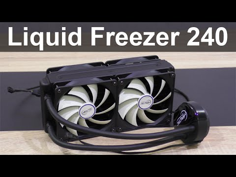 Arctic Liquid Freezer 240 Liquid Cooler Review