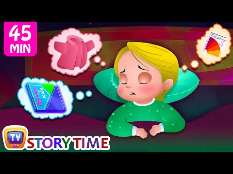 Cussly And His Dream plus Many Bedtime Stories for Kids in English   ChuChuTV Storytime for Children