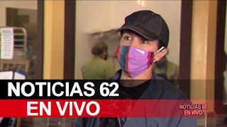 Negocios afectados por toque de queda – Noticias 62 - Thumbnail