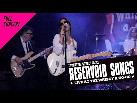Reservoir Songs   Tarantino Soundtracks Live in LA   Show Completo