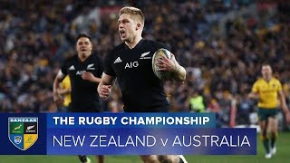 New Zealand v Australia Rd.2 2018 Rugby Championship video highlights | Rugby Championship Video Hig