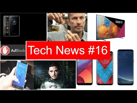 Tech News #16 Jiophone, IRCTC COD, Nokia Camera app, vivo Xplay 7, LG v30, Game of Thrnes