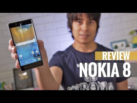 Nokia 8 review: The best Nokia to come out this year