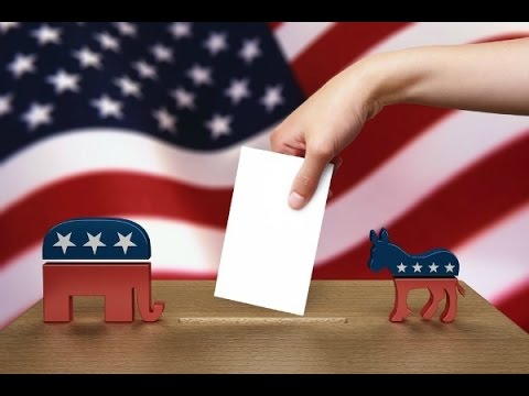 US General Election 2016 - How Does the US select a President?