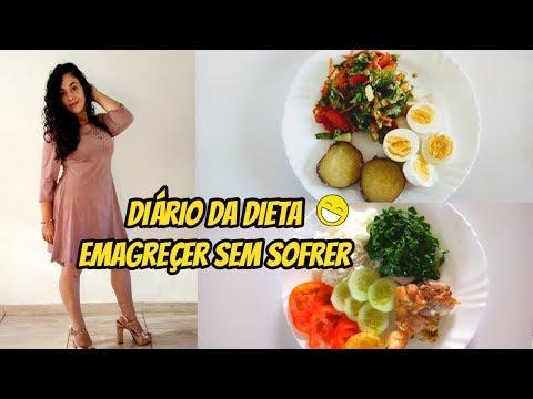 Dieta para bajar de peso - Diário da dieta # 16 ( perder peso sem se restringir)