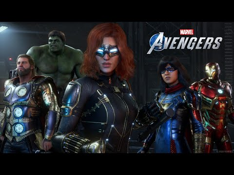 Marvel's Avengers: WAR TABLE 2 | BETA Content de Marvel's Avengers