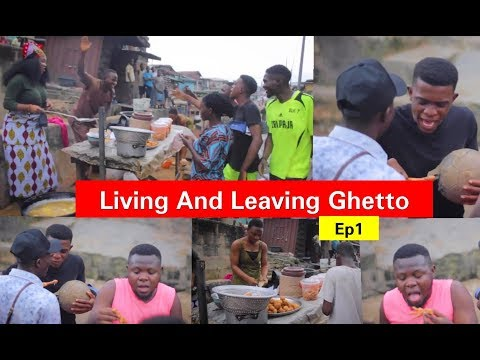 Living And Leaving The Ghetto | The Beginning | EP1 (Short Films) ( ChaRLianTV )