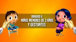 Campaña de Anemia Regional Diresa Ayacucho