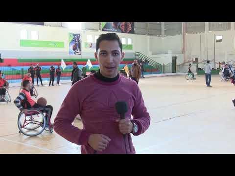 شبان غزة يتنافسون في البطولات المحلية لكرة السلة