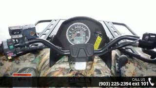 8. 2007 Can-Am Outlander MAX 650 H.O. EFI XT  - Sherman Powe...