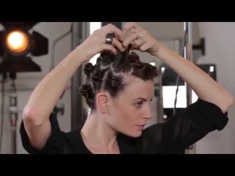 Tuto coiffure : le Carré Flou Dégradé avec le Fashion Look Kit