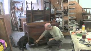 Restoring without Refinishing: an Antique Chest