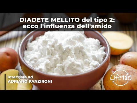 l'amido è la principale causa di diabete: ecco il perché!