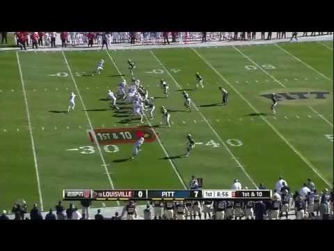Teddy Bridgewater vs Pitt 2012