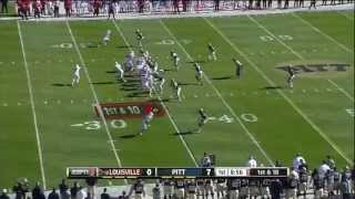 Teddy Bridgewater vs Pitt (2012)
