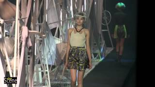 Senada At Elle Fashion Week 2012 In Bangkok. Movie By Paul Hutton, Bangkok Scene.