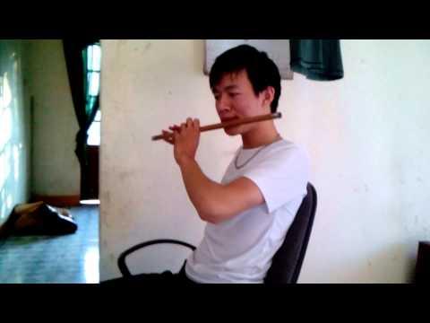 Cơn Mưa Ngang Qua phiên bản sáo trúc cực đỉnh  :D