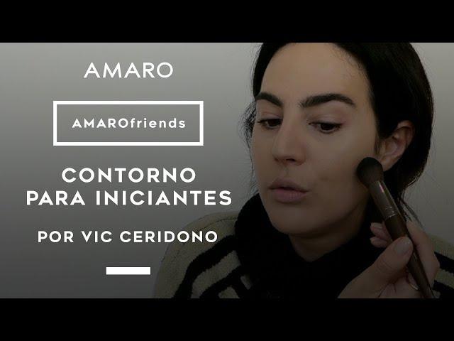 AMARO friends | Contorno Para Iniciantes por Vic Ceridono - Amaro