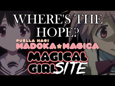 How To Suffer Well: Sympathetic Characterization In Madoka And Magical Girl Site