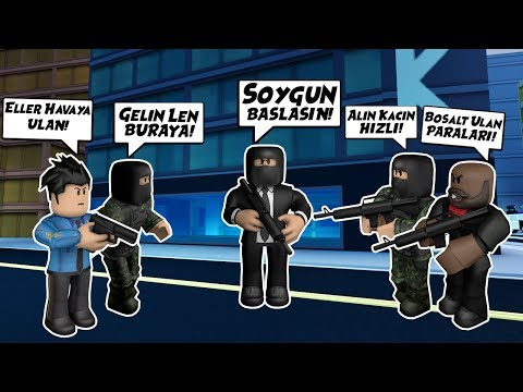 HAPİSHANEYE GİRİŞİMİZİN İLK GÜNÜ  / Roblox Jailbreak Roleplay / Roblox Türkçe
