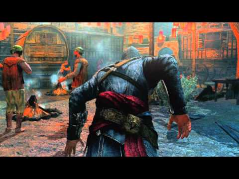 Assassin's Creed Revelations Gameplay Trailer
