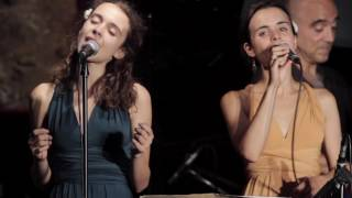 TRISTE   Alba Armengou Joan chamorro magia de la veu Èlia Bastida, Andrea Motis, Rita Payés