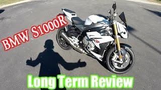 2. BMW S1000R Review + Pros VS Cons