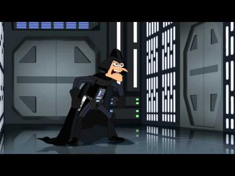 Phineas and Ferb 4.36 (Star Wars Promo)