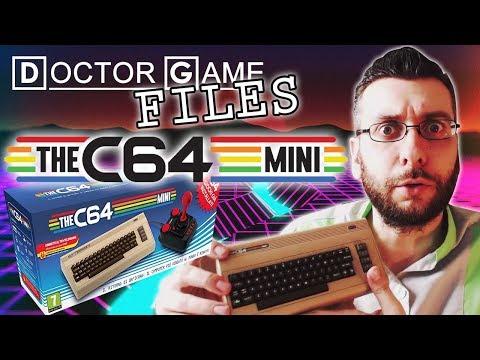 Doctor Game FILES: THE C64 MINI
