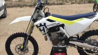4. 2017 Husqvarna FC450 Tested