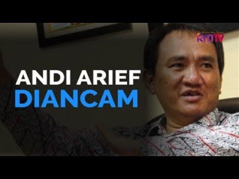 Andi Arief Diancam