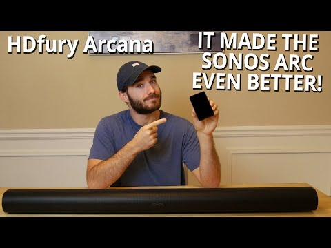 LOSSLESS Audio Quality from NON-eARC TV to Sonos Arc - HDFury Arcana Review