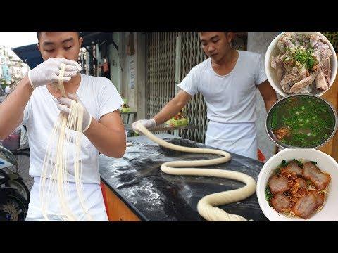 Quán duy nhất ở Sài Gòn vừa ăn vừa xem đầu bếp biểu diễn kéo sợi mì - Thời lượng: 18:12.