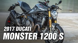 9. 2017 DUCATI MONSTER 1200 S Spec