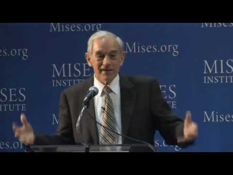"Ron Paul on ""The Libertarian Future"""