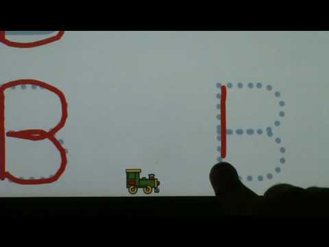 Alphabet Tracing iPad Kids App