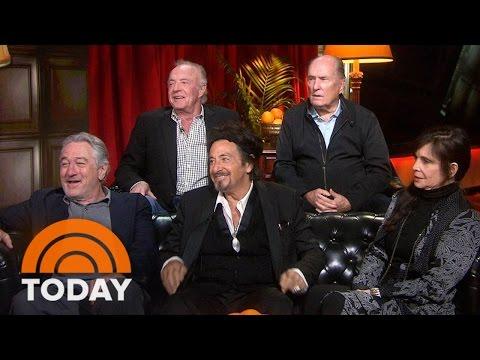 'Godfather' Reunion: Al Pacino, James Caan, Robert Duvall Reveal Secrets   TODAY
