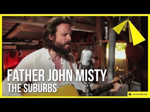 Watch Father John Misty cover Arcade Fire's 'The Suburbs'