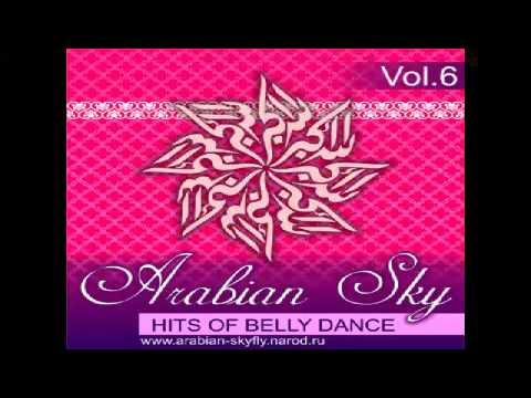 Arabian Sky vol 6:  hits of bellydance -Yearning