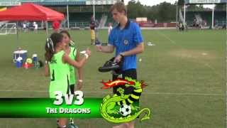 3v3 Disney Nationals U9 Girls Championship 2012 Dragons vs USBG. Sunday August 5th, 2012 3v3 Challenge National final game U9 Girls Championship at ...