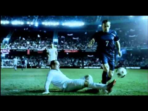 "Nike Football ""Write The Future"" (Malaysia) - advert (2010)"