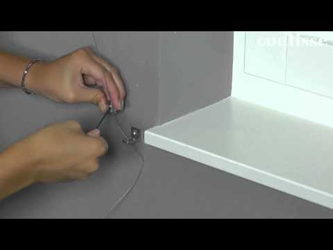 Montaža Absolute kazetni sistem na sajlu