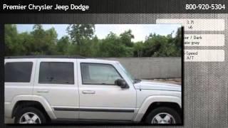 8. 2009 Jeep Commander Sport  - Kenner