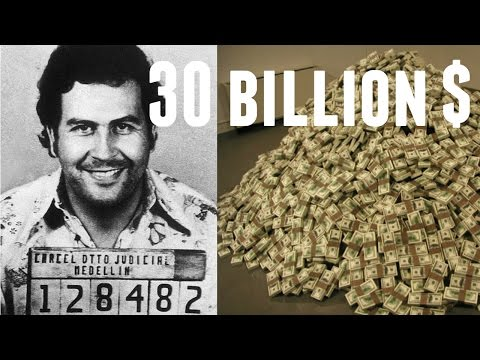 Pablo Escobar - Richest Drug Dealer