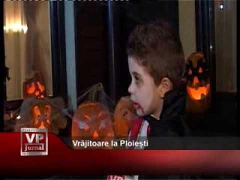 Vrăjitoare la Ploiești