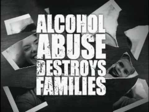 Alcohol Abuse Destroys Families