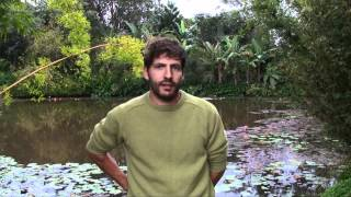 Byron Joel Talks On International Permaculture Day